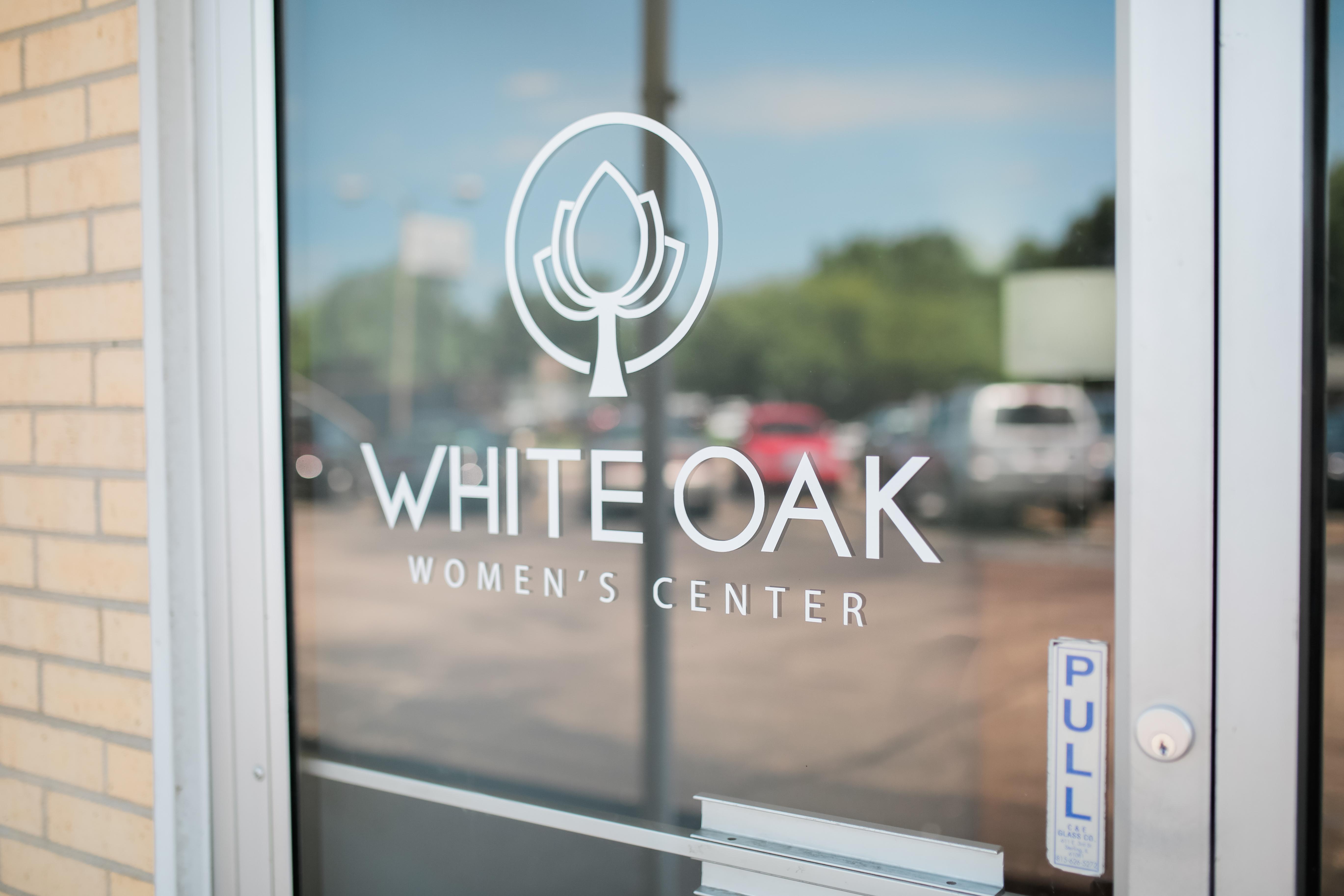 Door to White Oak Women's Center